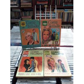 Corin Tellado 4 Volumes Varios Numeros -de Bolso