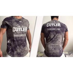 Camiseta Exclusiva Jay Cutler - Cutler Nutrition