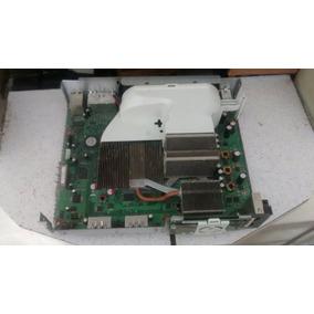 Placa Mãe Xbox 360 Com Defeito Hdmi + Cooler + Dissipador