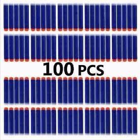 Refil De Nerf Barato Com 100unidades