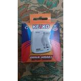 Cargador Keyko De Baterias Aa Y Aaa