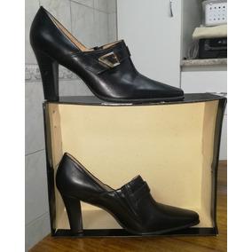Zapato De Vestir Cuero, Nuevo, Marca Gacel Nº39