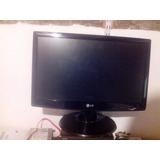 Monitor Lg Flatron W1943 Te Poco Uso