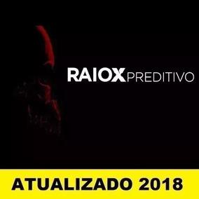 Curso Raio X Preditivo Completo E Atualizado + Boleta Sato