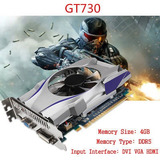 Gddr5 De 128 Bits De 4 Gb Gt730 Express Tarjetas Gráficas De