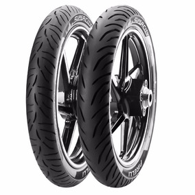 Par Pneu Biz Pirelli Super City 80 100 14 - 60 100 17