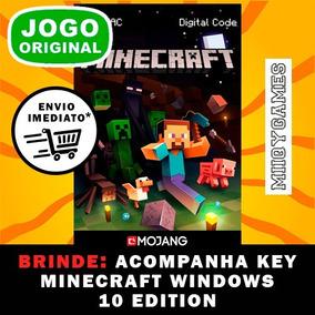 Minecraft Jogo Original De Pc Full Acesso Na Promoção