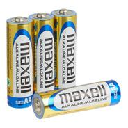 Pilas Alcalinas Aa Maxell 1,5v 48 Unidades Oferta