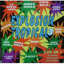 Cumbia De Los 90-explosion Tropical Vol 3-cd Original