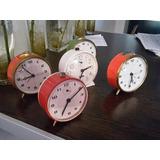 Relojes Despertadores A Cuerda Años 70 Sin Funcionar