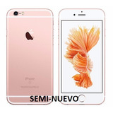 Appie Iphone 6s Seminuevo Libres 128gb 4g 12mp +regalo