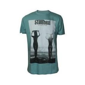 Camisa Camiseta Stonehead Surf Gril Nova Legítima Thug Nine