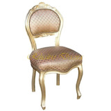Mini Cadeira Luiz Xv Chipandelle Tecido Nobre