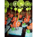 Lembrança Em Biscuit Porta Recado Nemo
