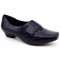 Sapato Feminino Em Couro Legítimo Neftali 3735 Loja Pixolé