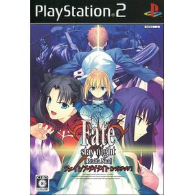 Patch Fate Stay Night Réalta Nua Ps2 Frete Gratis