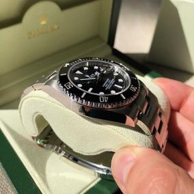 8bbef99f2cf Rolex Submariner Preto Ou Azul - Relógios De Pulso no Mercado Livre ...