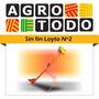 Sinfin Chimango Loyto Nº2 3 Mts 6000 Kg/hs