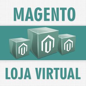 Magento Ecommerce Completo Loja Virtual + Modulo Jadlog
