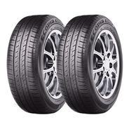 Kit X2 175/65 R14 Bridgestone Ecopia Ep150 82t