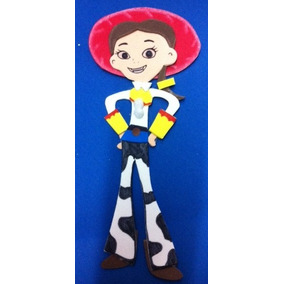 Figuras De Foamy Fomi Vaquerita Jessy Toy Story 30 Pzas