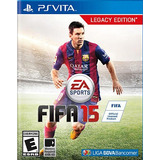 Juego Fifa 15 Ps Vita Fifa Para Ps Vita Nuevo Fisico Sellado