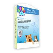 Microchip Para Mascotas - Animales / Certificado Y Pasaporte