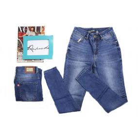 Calça Skinny Jeans Cós Médio Revanche