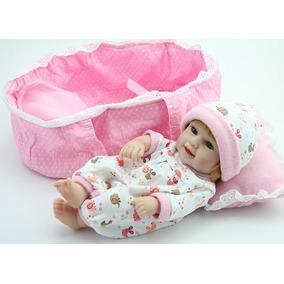 Bebê Reborn Realista + Acéssorios Grátis