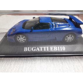 Bugatti Eb 110 1/43 Ixo Altaya