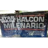 Star Wars Halcon Milenario Escala P.deagostini #-5-10