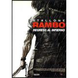 Rambo - Regreso Al Infierno ( Rambo 4 ) Dvd Original