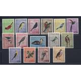 Serie Estampillas De Venezuela Fauna Año 1962 Aves
