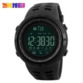 Relogio Skmei Bluetooth 1250 Inteligente Smartwatch Pedomet