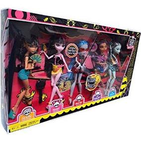 Monster High Gloom Beach Gift Set - Ultra Raríssimo - Novo