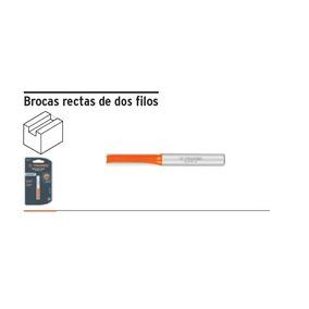 Broca Para Router, Recta De Dos Filos 11453