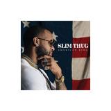 Slim Thug Hogg Life: American King Lted Dlx Cdx5 + Dvd
