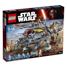 Lego Star Wars Capitan Rex At Te Mod 75157 Juguete Bloques