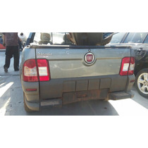 Sucata Fiat Strada Working, Import Multipeças