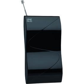 Antena Interna Amplificada Potente Digital 42db Tv Hdtv Uhf