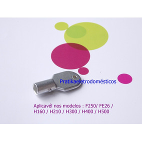Chave Do Freezer Electrolux H200 H210 H300 H400 H500