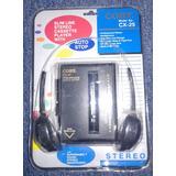 Walkman Coby Cx-25 Nuevo Sellado Vintage