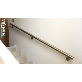 Pasamanos Para Escalera Inoxidable 304 (planfra)(ver Video)