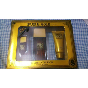 Perfume Pure Gold Diamond Collection