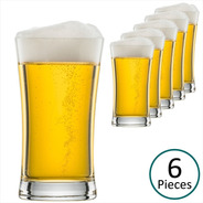 Copo De Cerveja Chopp Cristal 6un Beer 307ml Schott Zwiesel