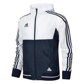 Jaqueta Corta Vento Adidas Flamengo - Casacos no Mercado Livre Brasil b0df3325046fa