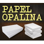 Candy Bar Papel Opalina Chambril A4 180 Grs X 100 Hojas