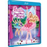 Blu-ray Barbie E As Sapatilhas Mágicas - Frete Negociável