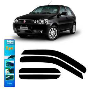 Calha De Chuva Fiat Palio 4 Portas Todos Show D+