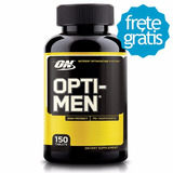 Opti-men Multivitamínico 150 Tablets - Optimum Nutrition